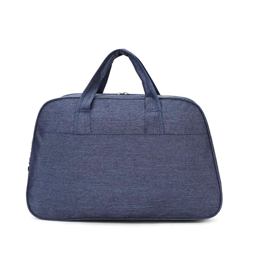 Składany podróżny worek marynarski, lekka wodoodporna podróży torba na ramię torba składana dla podróży, siłownia, wakacje, podróż służbową