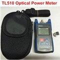 Telecomunicações-70 ~ + 10dBm TL510A MEDIDOR De Potência Óptica com Conector FC SC