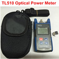 Telecomunicaciones-70 ~ + $ number dbm Medidor de Potencia Óptica TL510A con FC Sc