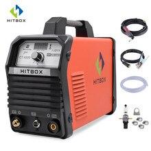 HITBOX Plasma Cutter CT4500 машина для чистой резки для домашнего использования с фабрики 12 мм качественная резка 220 В машина для плазменной резки