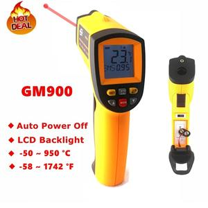 GM900 GS320 GM320 Temperature Meter Digital Infrared Thermometer Non-contact LCD