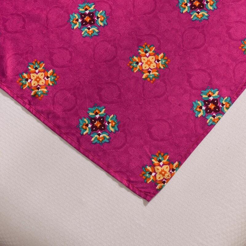 Boho Bedding Set Floral 1