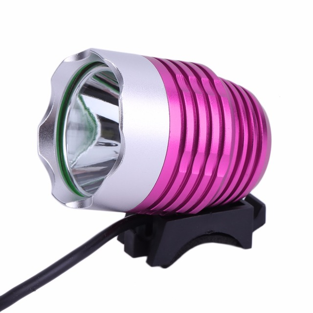 2000 Lumens XM-L T6 LED HeadLight Bicycle Waterproof 3 Mode USB/DC Bike Bicycle Front Light Rechargeable Battery drop shipping