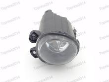 1Pcs Left Side Clear Lens Front Fog Light Bumper Driving Lamp 63178409025 for BMW E53 X5