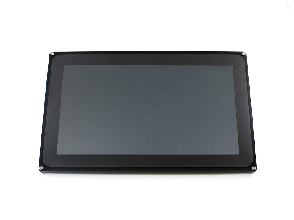 10.1inch Capacitive Touch LCD (D) 1024*600 TFT Multicolor Graphic LCD Display Module 5 Multi-touch Touch Screen Stand-alone