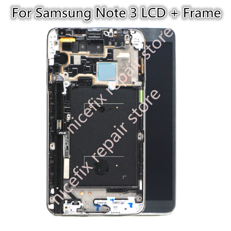 100 test AMOLED for Samsung Galaxy Note3 Note 3 N9005 N900A N900T N900 LCD Display Touch