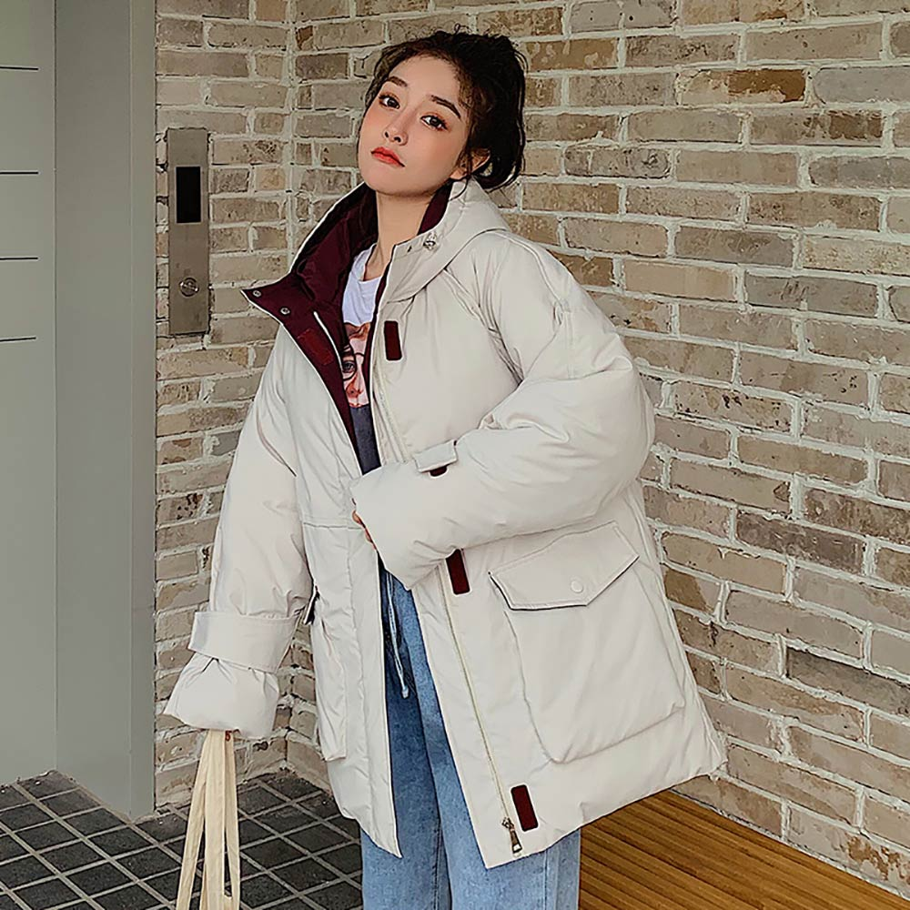 Coat Winter Thicken Clothing