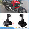 Universal Motorcycle LED Auxiliary Fog Light Assemblie Driving Lamp 40W Headlight For BMW R1200GS ADV F800GS