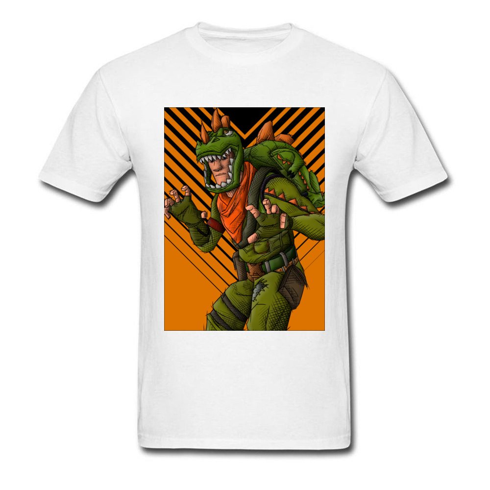 Star Wars Fortnite Tee Shirt Funny Video Game Print T Shirts Marvel Superhero Man White T-Shirt Mens Fashion Anti-Hero T Shirt