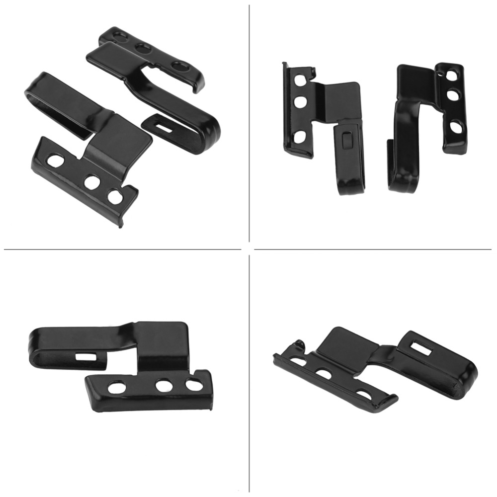 2PCS FRONT WINDSHIELD WIPER BLADE ARM ADAPTER MOUNTING KIT FOR HONDA 3392390298
