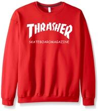 2017 neue thrasher herbst winter marke clothing mann drake streetwear fleece männer fashion hoodies männlichen harajuku lustige sweatshirt
