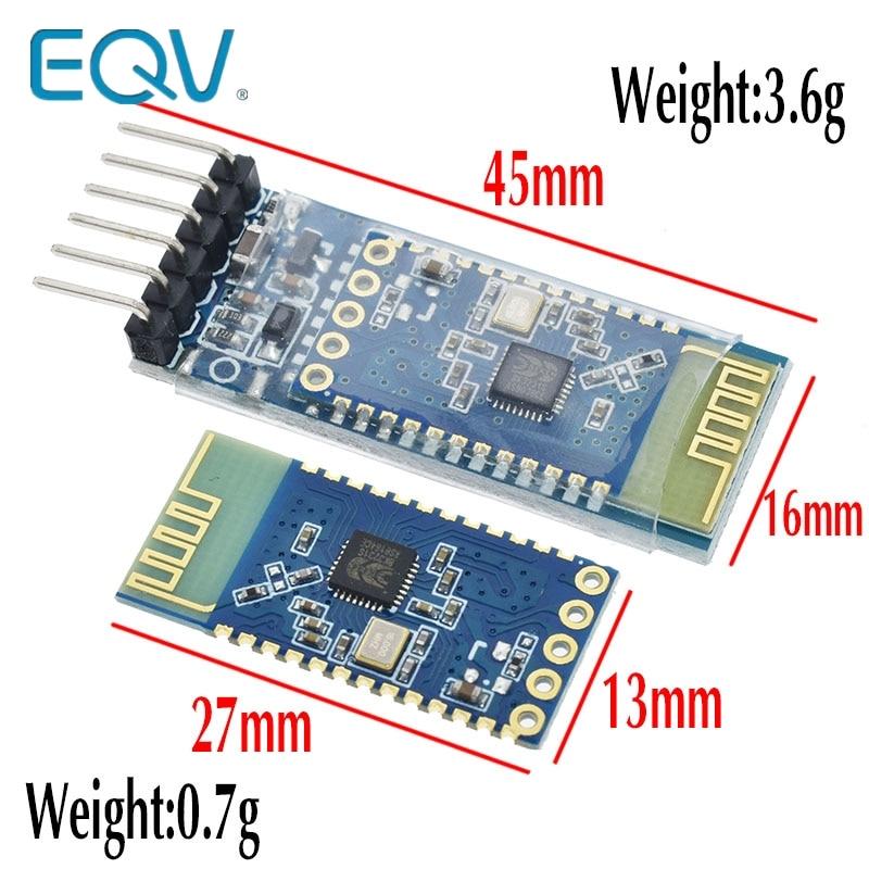 JDY-30 = JDY-31 SPP-C Bluetooth Serial Pass-through Module Wireless Serial Communication From Machine Replace HC-05 HC-06