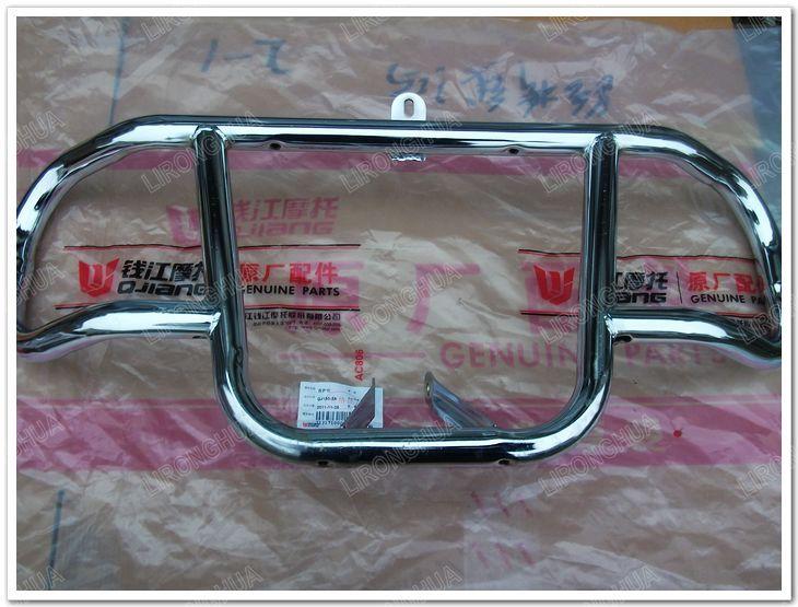 ФОТО Motorcycle accessories Qj150-18f qj150-3b bumper
