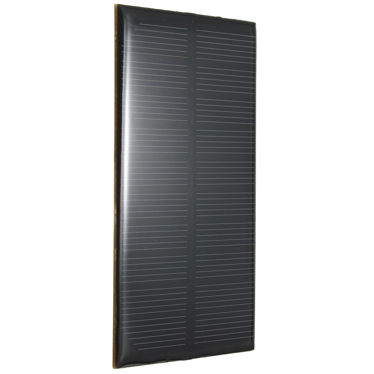 LEORY Hot Sale 5V 1W 200MAh Monocrystalline Stored Energy Power Solar Panel Module System Solar Cells Charger