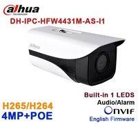 Dahua IP 4MP CCTV Camera IPC HFW4431M AS I1 HD IR H 265 WDR Audio SD