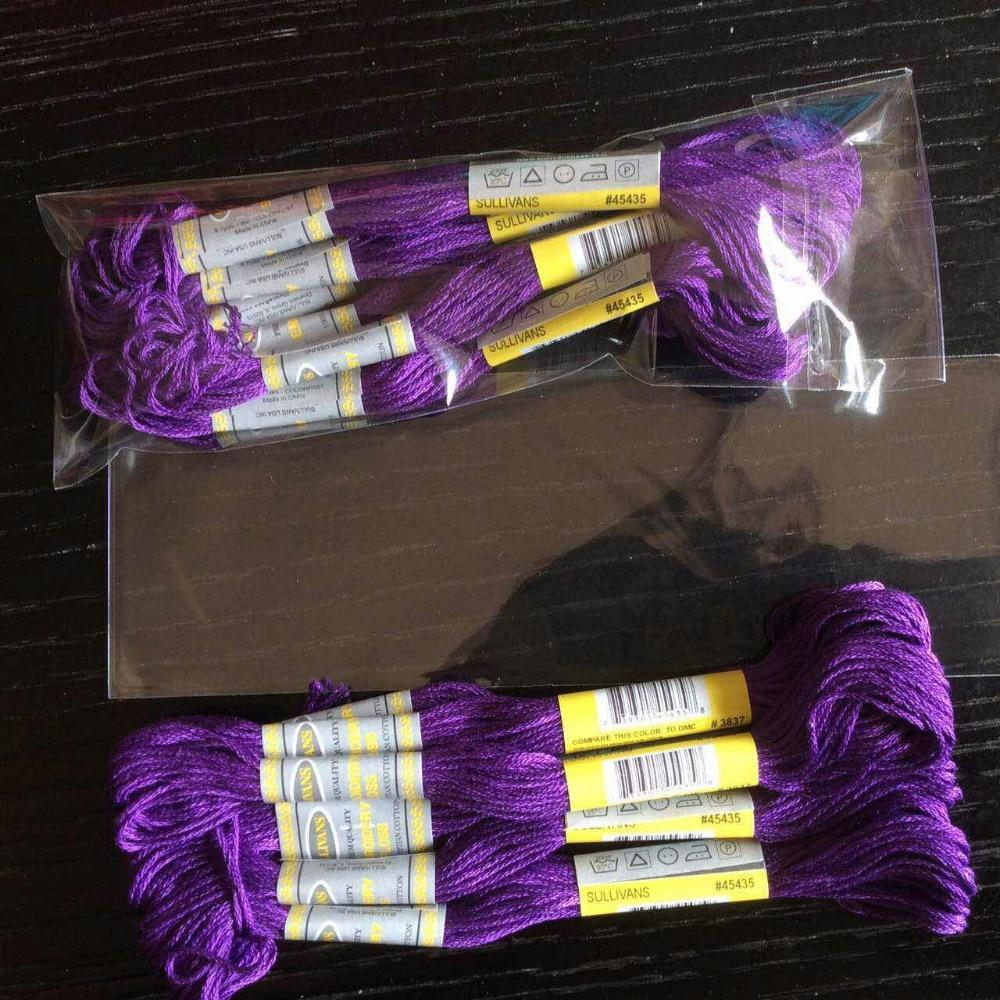 DMC Algodón Trenzado Punto de cruz hilo madeja Mouline Colores 3011-3865
