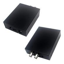 Boîtier de convertisseur HDMI à 1080 P AHD, double sortie AHD 1080 P et double sortie Audio stéréo