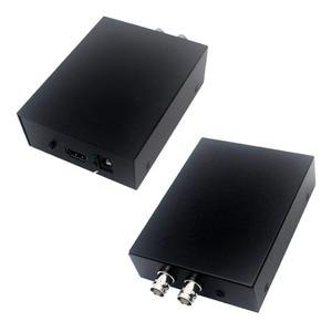 Image 1 - Boîtier de convertisseur HDMI à 1080 P AHD, double sortie AHD 1080 P et double sortie Audio stéréo