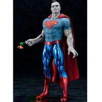 ARTFX + Лига Справедливости клон Супермена Bizarro DC Comics ПВХ фигурку Модель Giocattolo G2518