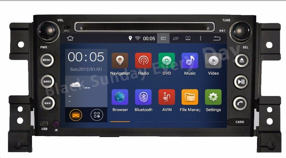 2+32G 10 2 Android Car GPS Navigation For Suzuki Grand Vitara Multimedia 2015 +