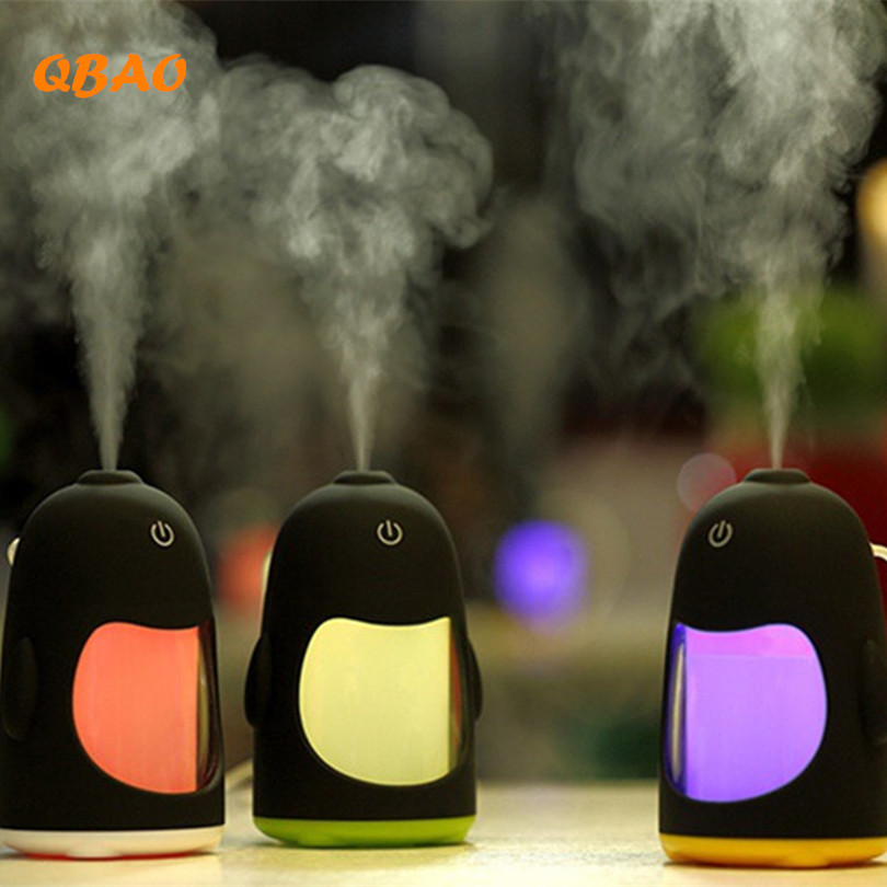 Diffuser Humidifier Aroma USB Ultrasonic 150ML USB Mini Air Purifier Atomizer Mist Maker DC 5V LED Light For Home Office 130ml usb mini wooden ultrasonic aromatherapy humidifier portable mist maker led light dc 5v aroma diffuser air purifier