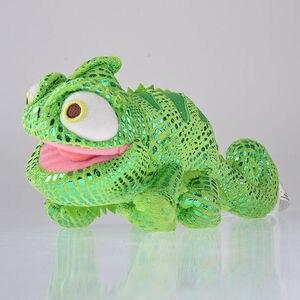 Image 4 - Милые животные Паскаль Хамелеон ящерица плюшевые игрушки мягкие животные 20 см 8 дюймов детские игрушки для девочек Подарки для детей