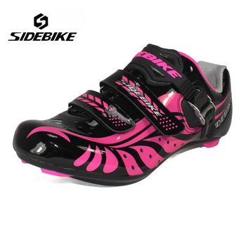 Sidebike Cycling Shoes Bicycle Women's Road Bike Shoes Breathable Bike Bicycle Athletic Shoes Sneaker zapatillas bicicleta