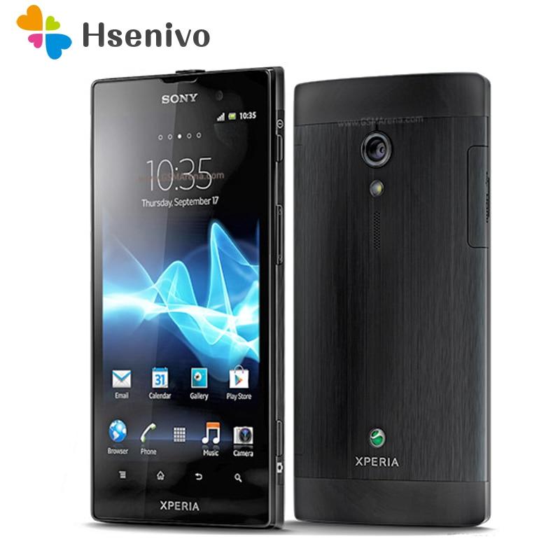 LT28i Sony Xperia ion LTE  Original Unlocked LT28a GSM 4.6