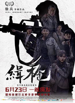 《缉枪》2017年中国大陆剧情,动作,犯罪电影在线观看