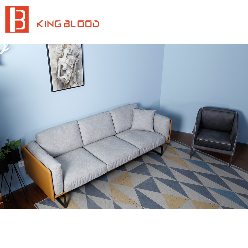 Luxury Modern Hotel Lobby Italy Nappa Leather Sofa Set Furniture For Sale   In Living Room Sofas From Furniture On Aliexpress.com | Alibaba Group