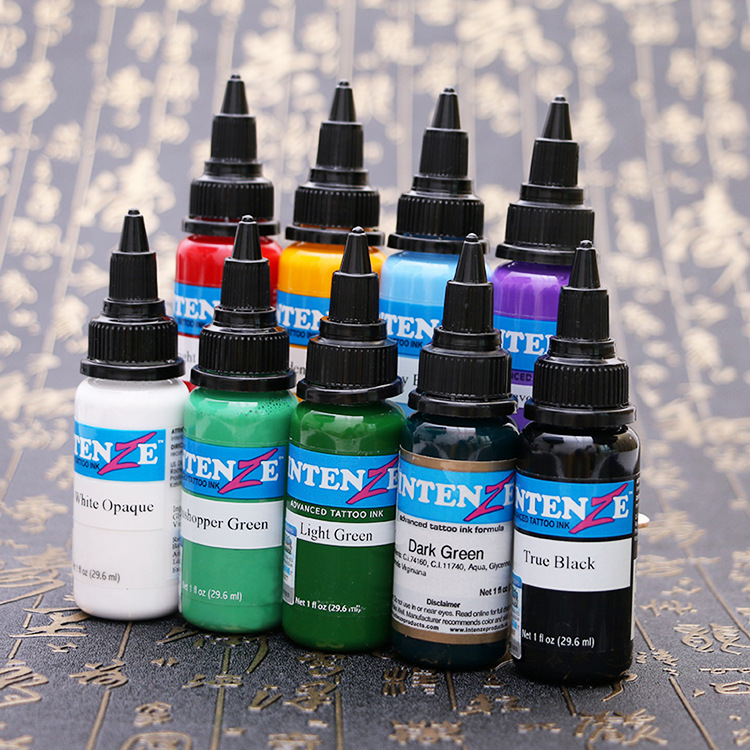 14 Colors Tattoo Ink Set 1 Oz 30ml/Bottle Tattoo Inks Pigment Kit for Tatoo Makeup Beauty Skin Body Art Permanent Makeup wholesale high quality 30ml professional tattoo ink 14 colors set 1oz 30ml bottle tattoo pigment kit fashion makeup cosmetics
