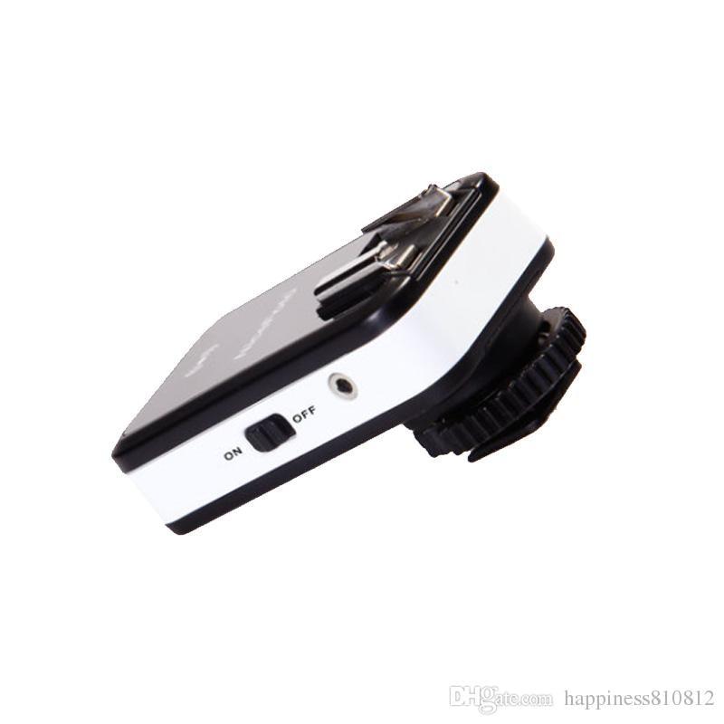Joli CN-2.4G universel FSK2.4GHz télécommande sans fil Flash déclencheur Set-noir, équipement photographique sans fil Flash déclencheur - 4