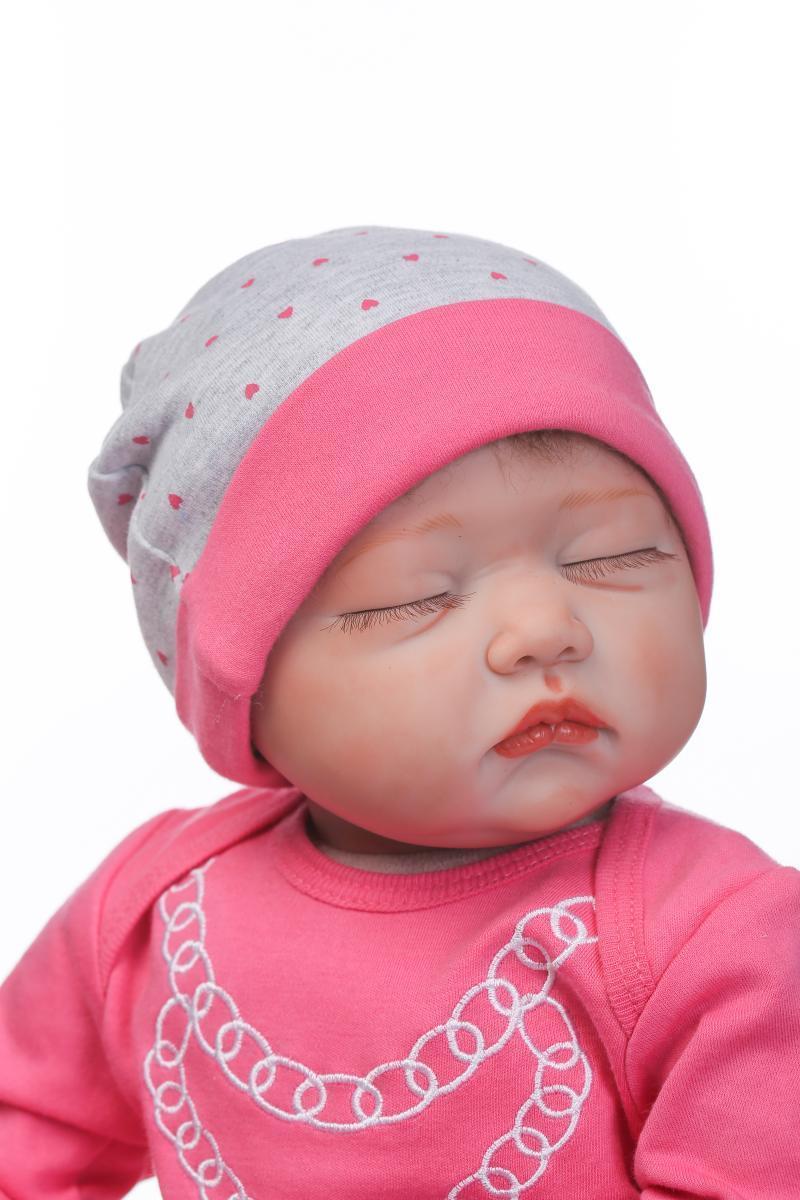 Doll Baby D097 55CM 22inch NPK Doll Bebe Reborn Dolls Girl Lifelike Silicone Reborn Doll Fashion Boy Newborn Reborn Babies цена