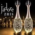 Краткое стиль люстры de cristal СВЕТОДИОДНЫЕ лампы современные подвесные люстры для столовой бар свет