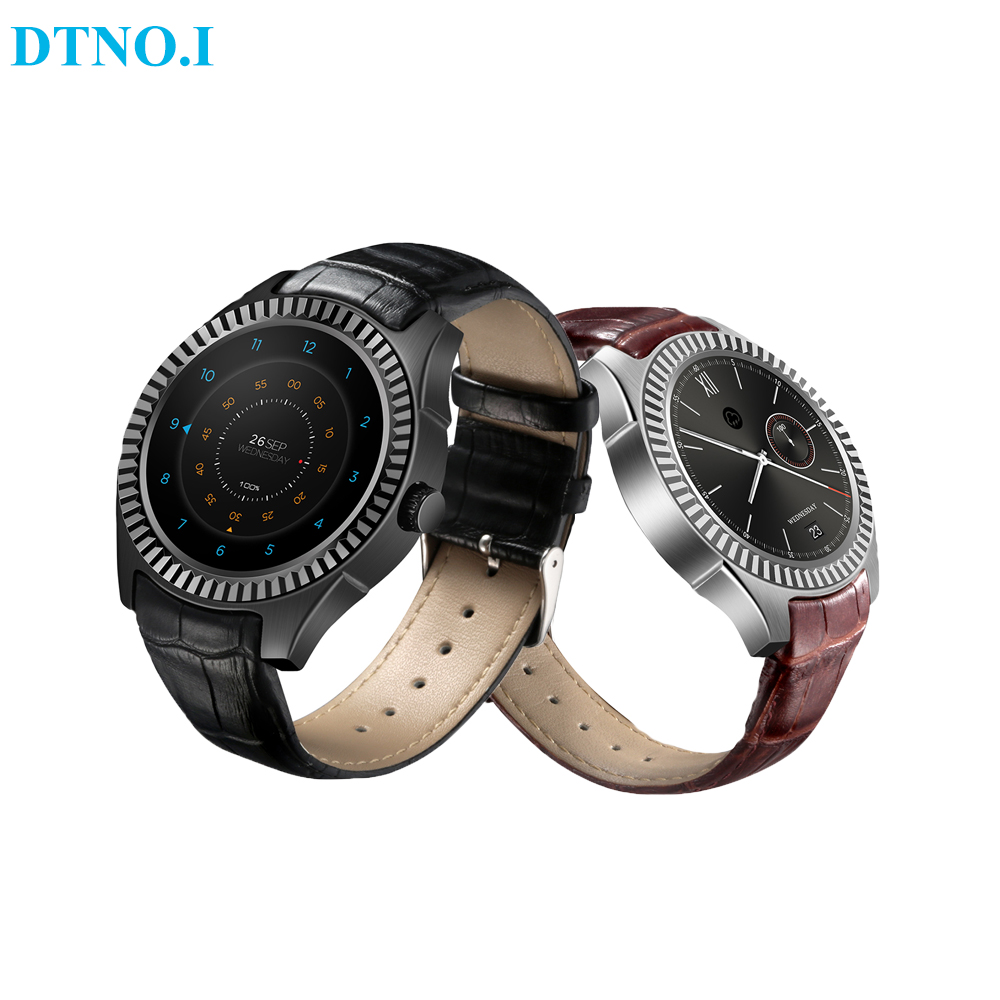 DTNO.1 D7 Smart Watch Android 4.4 Bluetooth 4.0 GPS WIFI 3G Smartwatches Heart Rate Monitor 1GB RAM 8GB ROM SIM Smart Wristwatch цена