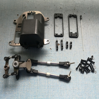 BAJA CNC Alloy Symmetrical Steering Kits (plastic rod version) for1/5 HPI Baja 5B SS 5T 5SC Rovan King Motor