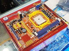Sy-a55-rl apu 880g fm1 motherboard fully integrated small plate