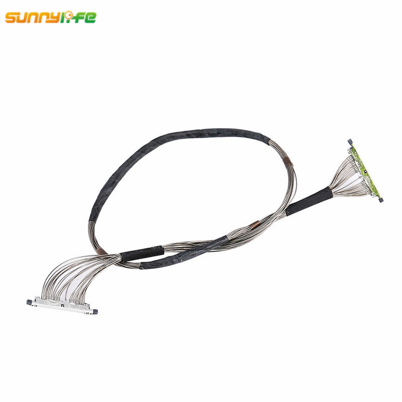 Sunnylife DJI MAVIC PRO Accessories Camera Gimbal Transmission Video Line Wire Gimbal Signal Cable Wring for Maivc PTZ Camera