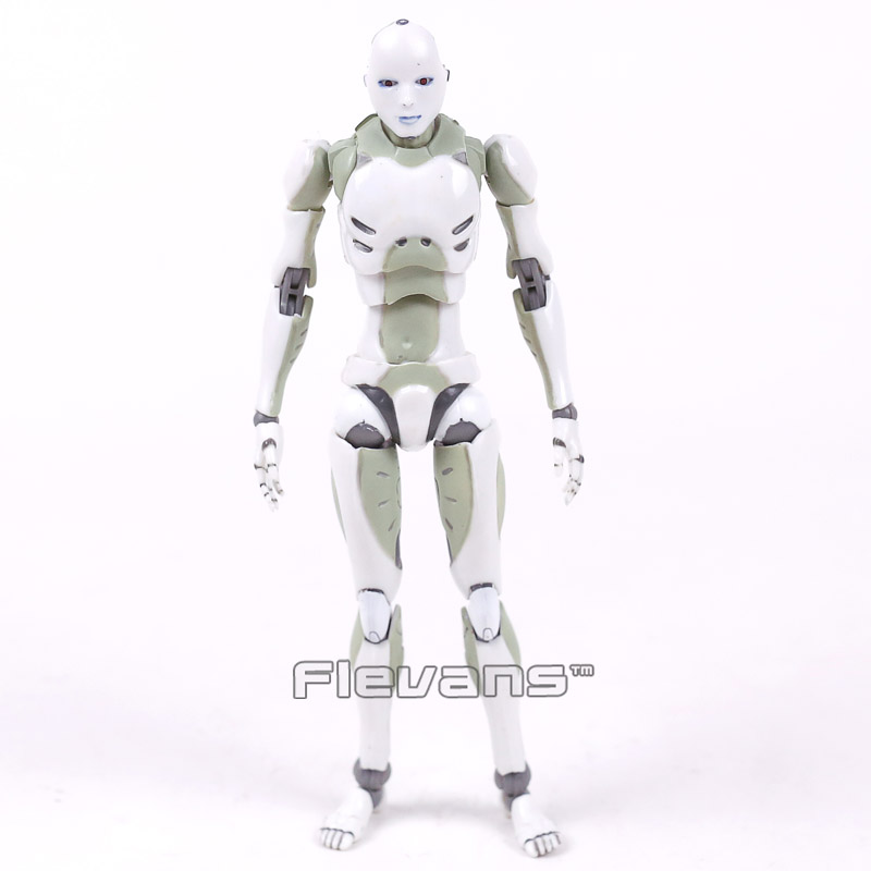 Heavy Industries Synthetic Human 1/12 Scale Action Figure Collectible Model Toy 15cm mitsubishi heavy industries srk25zmp s src25zmp s