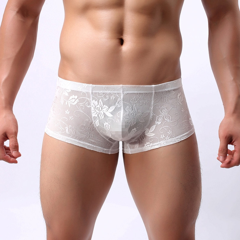 Online Buy Wholesale floral lace men underwear from China floral ...