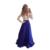 Excelente Venta Moda Otoño 2016 Vestido Largo De Mujer De Cordon Moldeado De Malla Sin Mangas Y Sexy Vestidos Delgados De Fiesta Para Mujer Vestidos Elegantes Tallas grandes