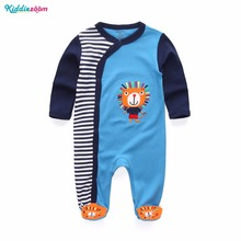 Baby Boy Clothes 0-12M Newborn Girls Rompers Infant Clothing