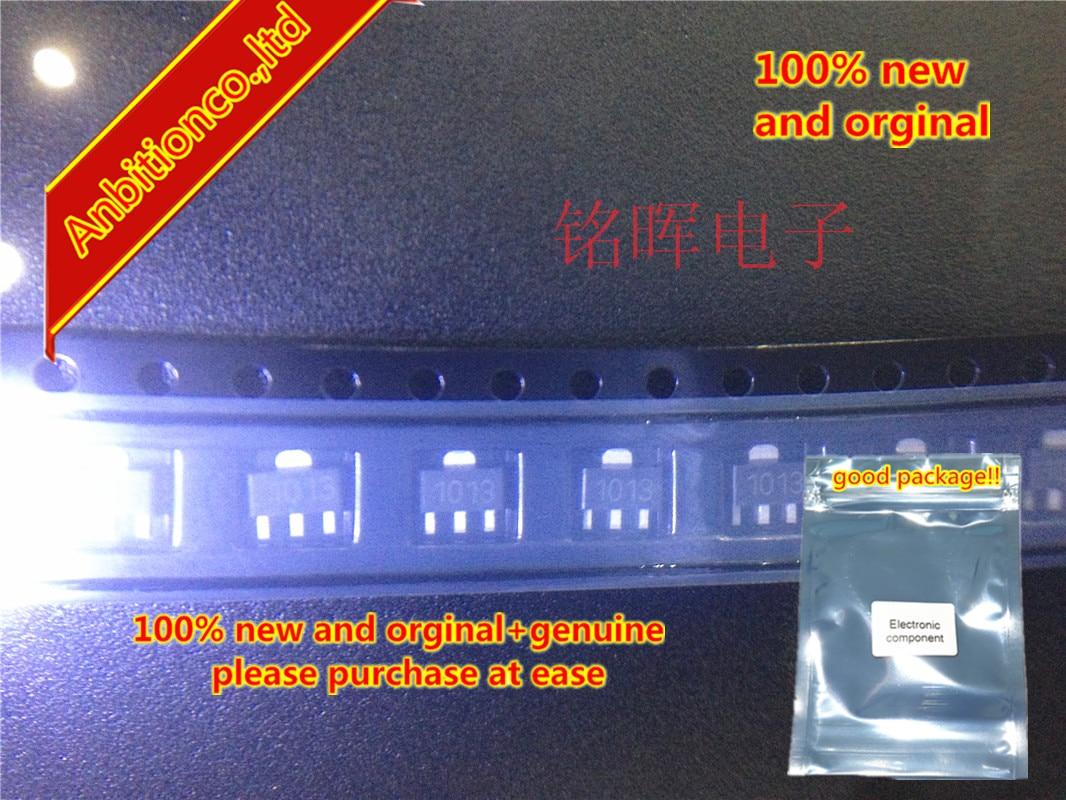 20pcs 100% New And Orginal 2SA1013 SOT-89 Silk-screen 1013 160-320 In Stock