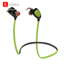 Kobwa bluetooth 4.1 earphone running sprots steroe headsets bluetooth earphone noise cancelling headset bass earbuds