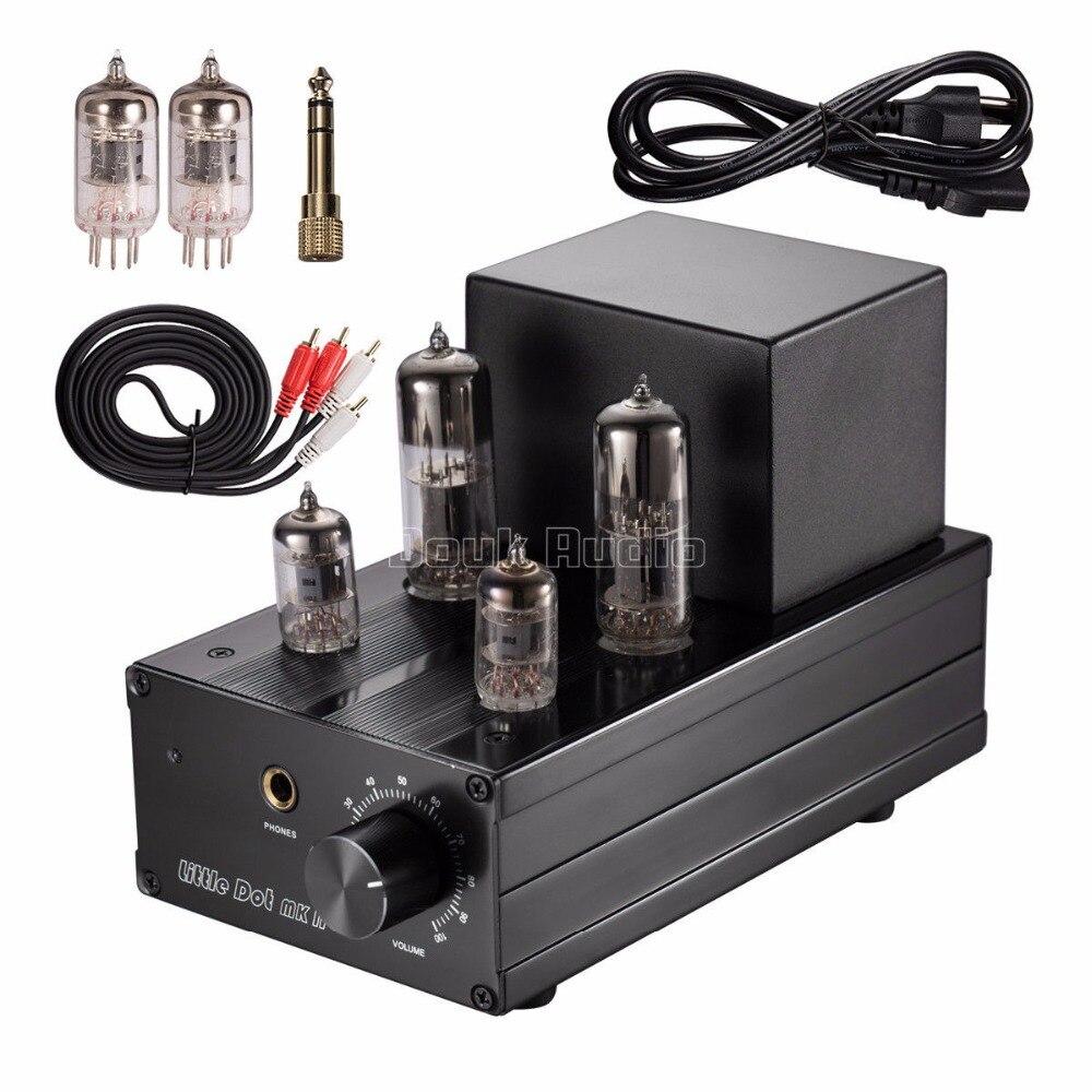 Music Hall Little Dot MK II MK2 6J1+6N6 Assembled Tube Amplifier / Pre-amplifier Upgrated Hybrid Amp laser head dcs p8i mk ii sacd