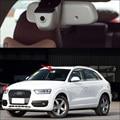 For Audi Q3 2016 Car wifi  DVR Car Driving Video Recorder Novatek 96655 Car black box dash cam Keep Car Original Style
