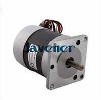 FBLM57 Brushless Motor 3 Phase 25W 36V 4400RPM 0.055 0.16 Nm High Torque