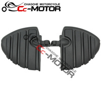 Male Mount Front & Rear Motorcycle Wing Footrest Foot Pegs Fits For Harley XL883/1200 X48 72 or more