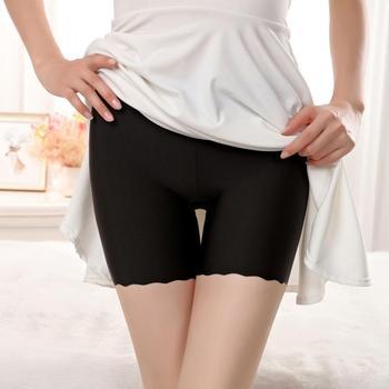 Women Safety lady Short Pants fashion Seamless Safety Shorts Pants Underwear safety short pants women JULY26 women's panties