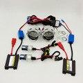 2.5 pulgadas HID Bi-xenon Lente Del Proyector LHD/RHD Kit Completo, de coches de Estilo Motocicleta Retrofit H1 H4 H7 4300 K 5000K...